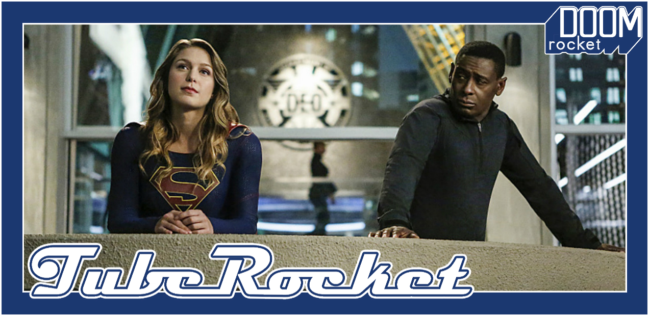 """""""Heroes V. Aliens"""" Kicked Off With 'SUPERGIRL', Kind Of (Not Really) — TUBE ROCKET"""
