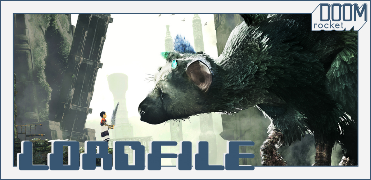 'THE LAST GUARDIAN': A Glorious, Intricately Designed Ode To Our Aloof Pets — LOAD FILE