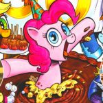 10 things concerning Ted Anderson, Andy Price, and 50 issues of 'Friendship is Magic'