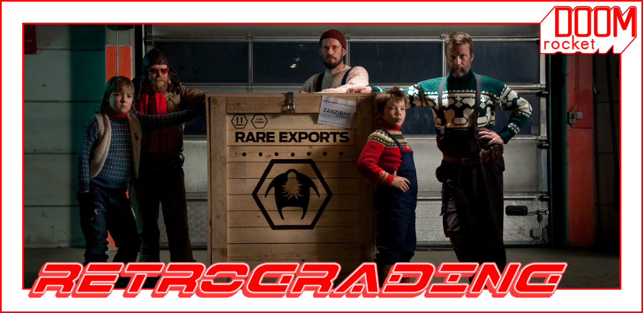 'Rare Exports' subverts the mythology of Jolly Ol' St. Nick with murderous glee
