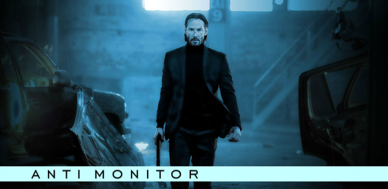 Keanu Reeves shoots his way back into our hearts with 'John Wick' — THE ANTI-MONITOR PODCAST