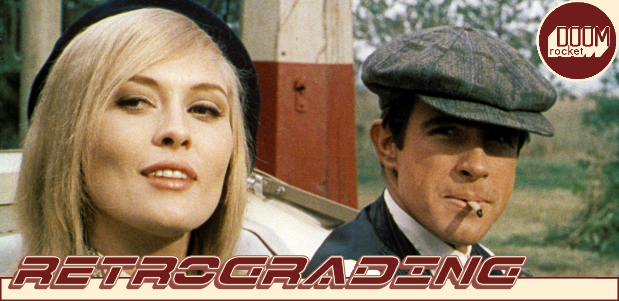 In 1967 'Bonnie and Clyde' raged against the established order and won