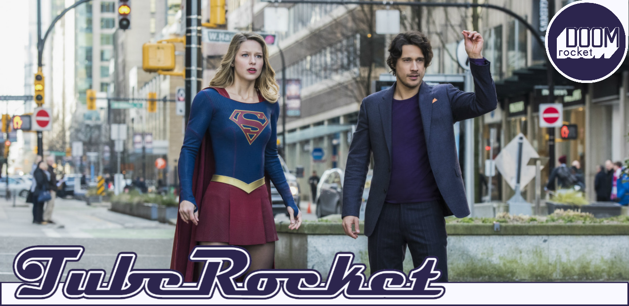 'Supergirl': Luthors, Atomic Axes, and an imp from the Fifth Dimension