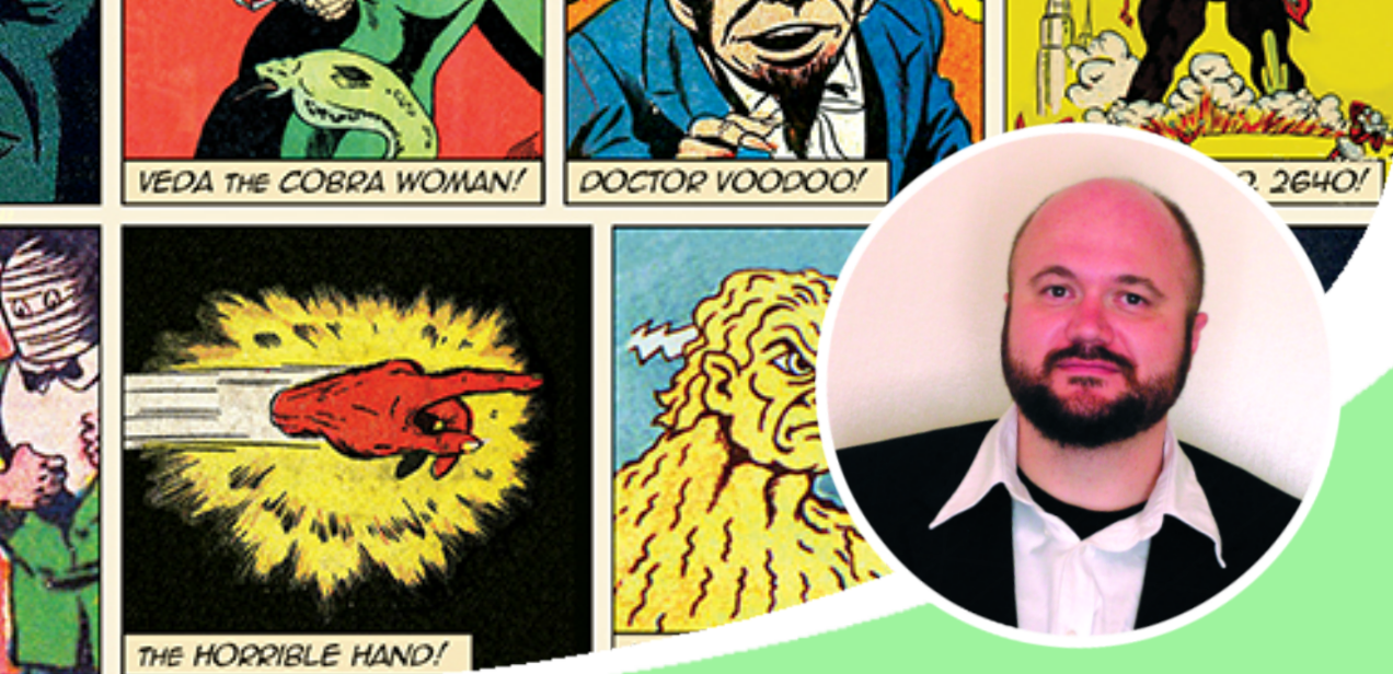 "10 things concerning Jon Morris and ""The Legion of Regrettable Supervillains"""