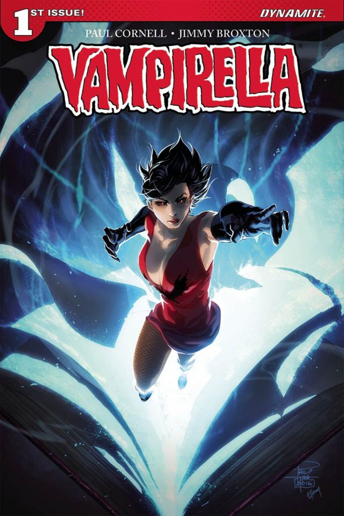 Our Week In Review evaluates 'Vampirella' #1