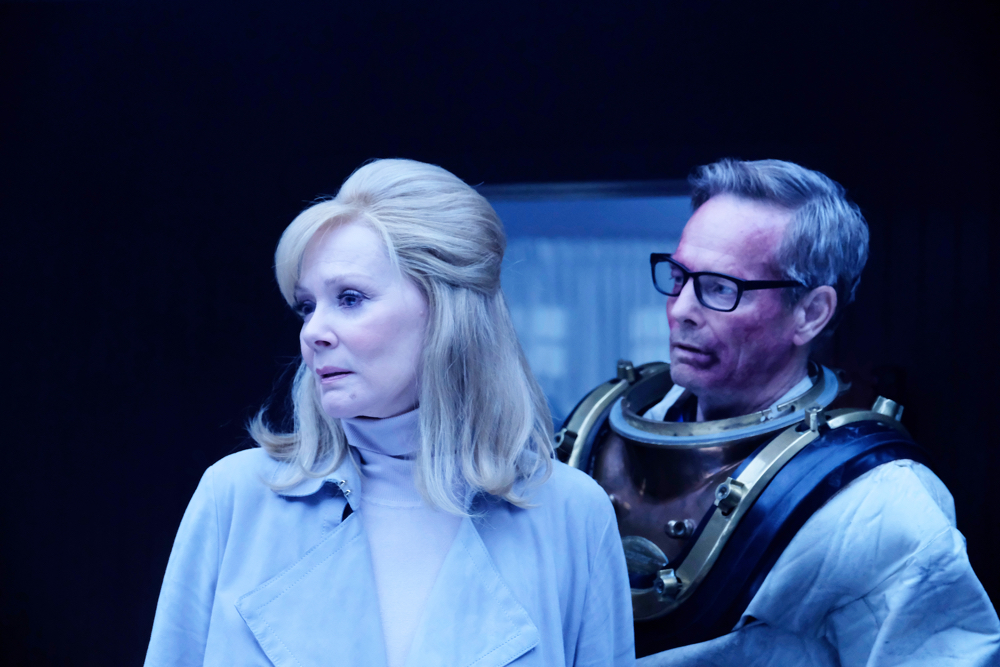 Jean Smart and Bill Irwin star in FX's 'Legion'