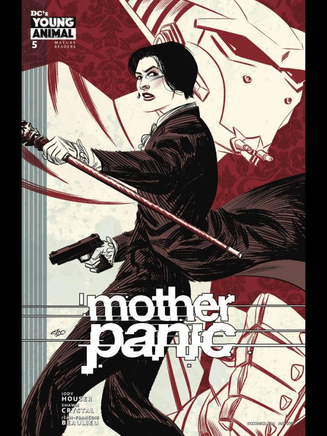 We assess 'Mother Panic' #5 in our Week in Review