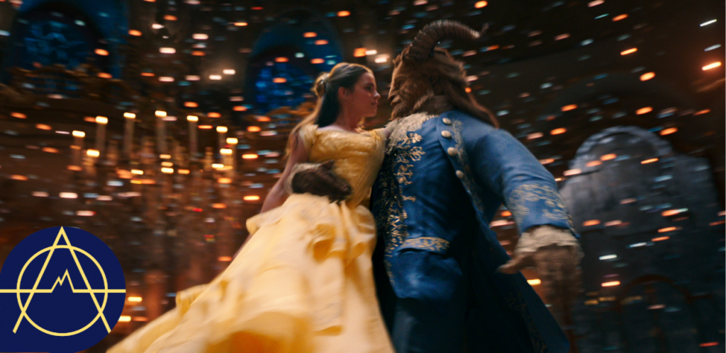 Emma Watson and Dan Stevens are Disney's 'Beauty and the Beast'