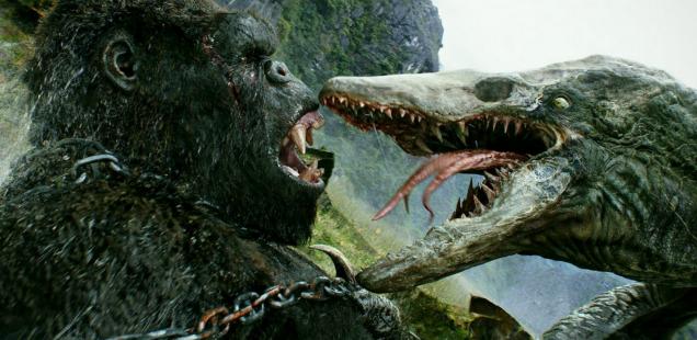 'Kong: Skull Island': Maybe leave the ape alone