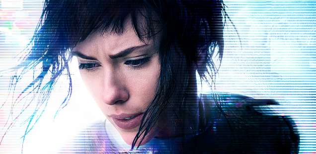 You can just go ahead and skip 'Ghost in the Shell', for reasons both obvious and sad