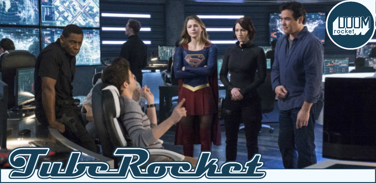 Former Superman Dean Cain guests on two wildly inconsistent episodes of 'Supergirl'