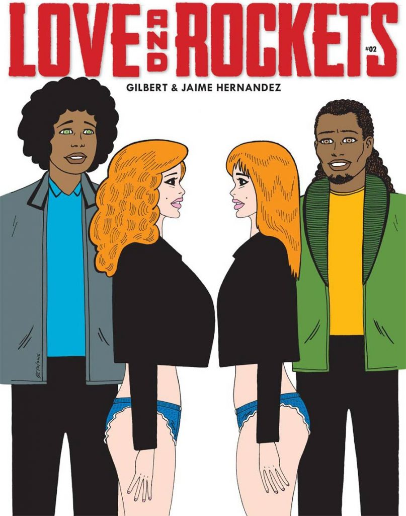 Our Week in Review assesses 'Love & Rockets' #2