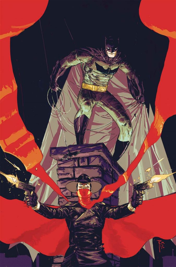 'Batman/The Shadow' #1 gets reviewed in the latest episode of Casual Wednesdays