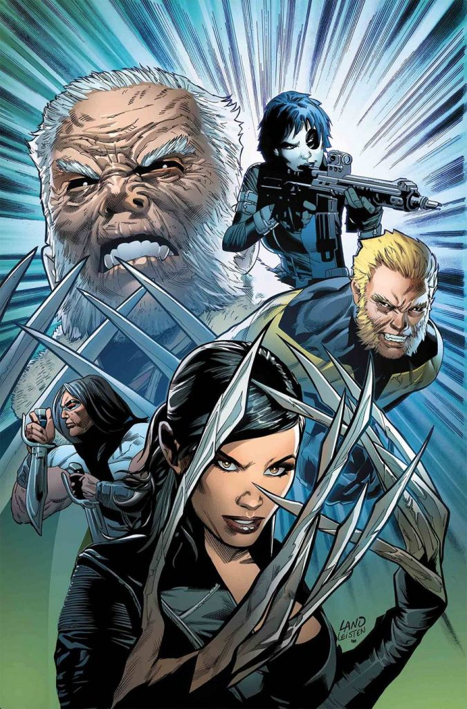 Marvel Comics' 'Weapon X' #1 gets reviewed on this week's episode of Casual Wednesdays