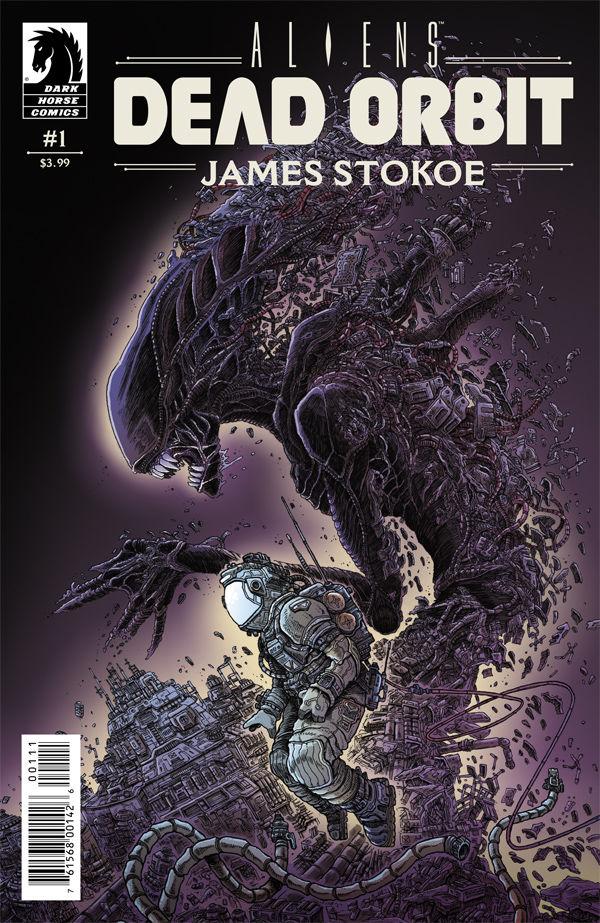 'Aliens: Dead Orbit' #1 is in stores now