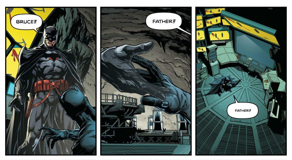 'Batman' #21 is in stores now