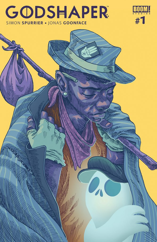 'Godshaper' #1 from BOOM! Studios is available now