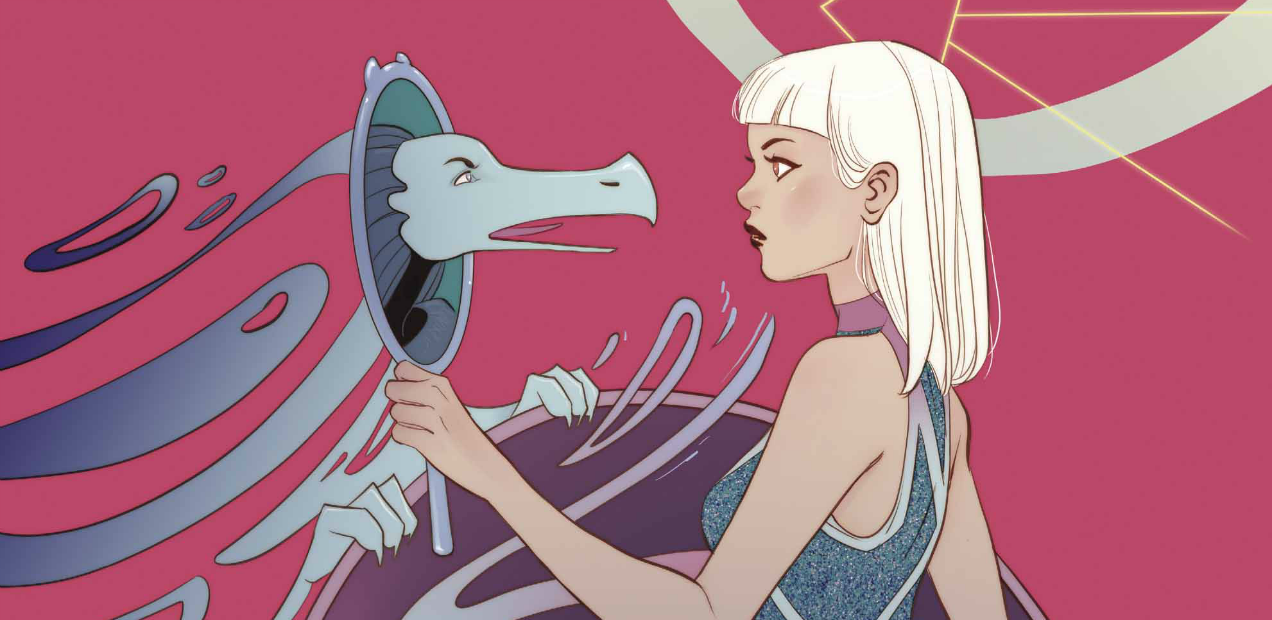 Preview: Just hand the Eisners over to 'Shade, the Changing Girl' #7 already