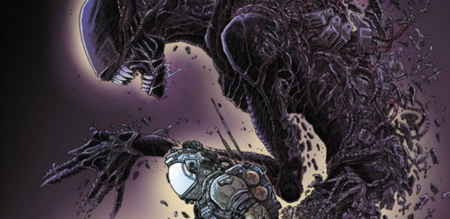 Stokoe's 'Aliens: Dead Orbit' #1 absolutely bursts with promise