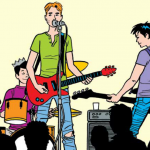 Preview: Mr. Andrews kicks out the mother-scratchin' jams in 'The Archies' one-shot