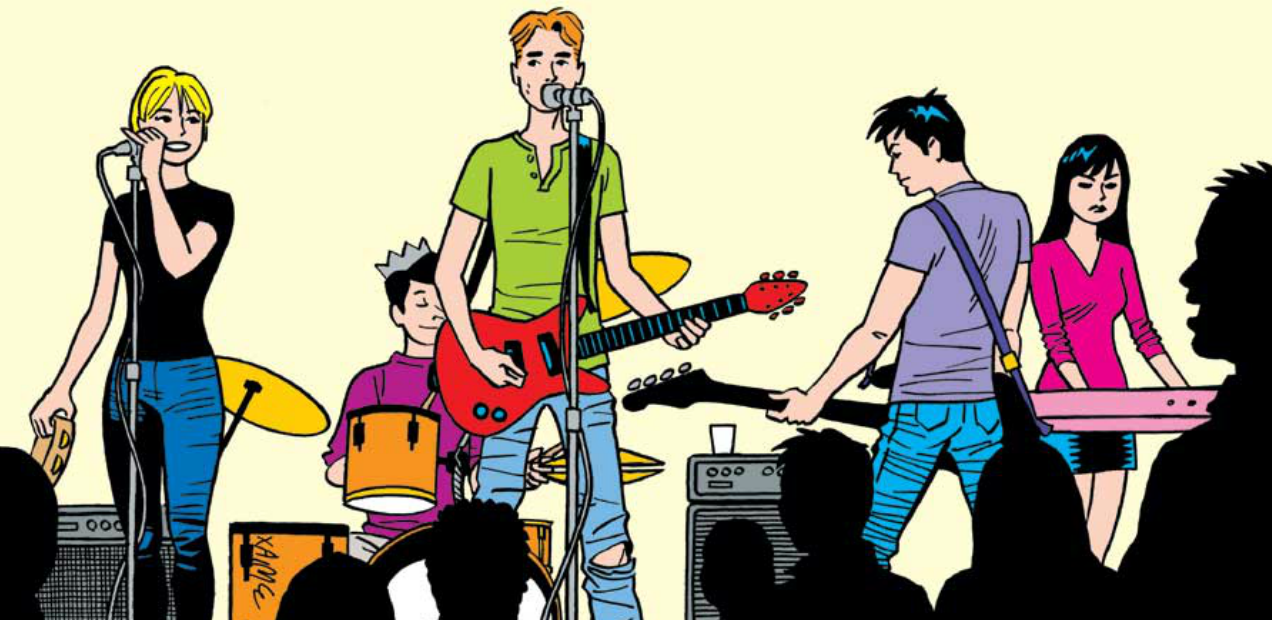'The Archies' a high-energy ode to music and friendship