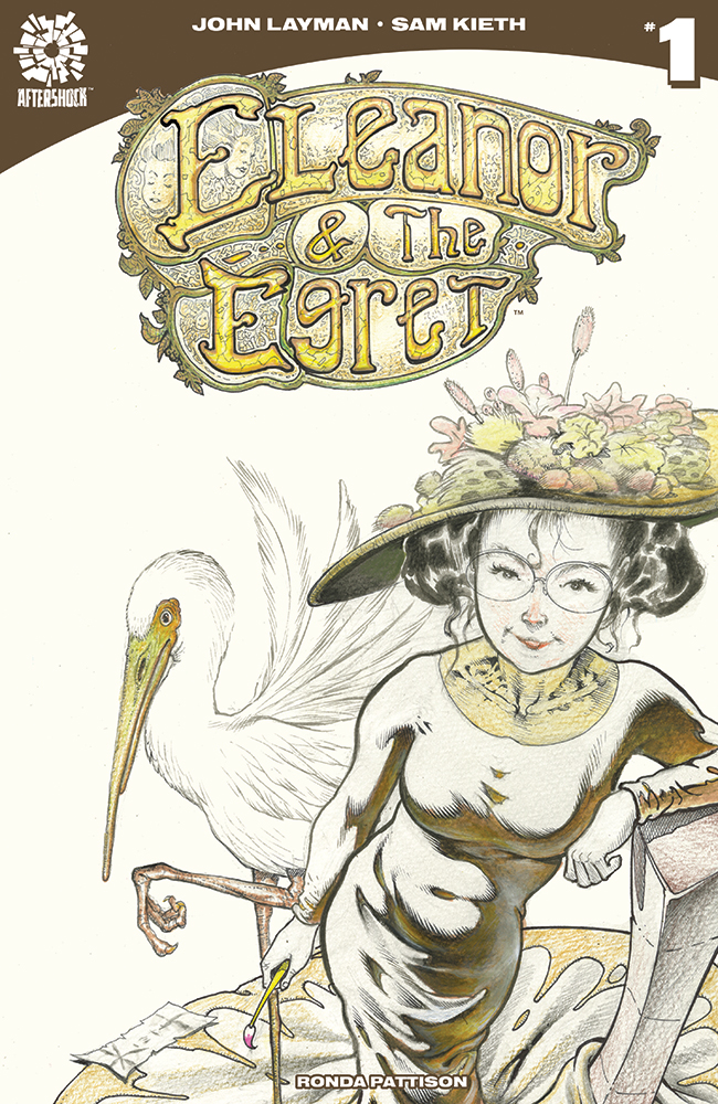 Our Week in Review assesses 'Eleanor and the Egret' #1