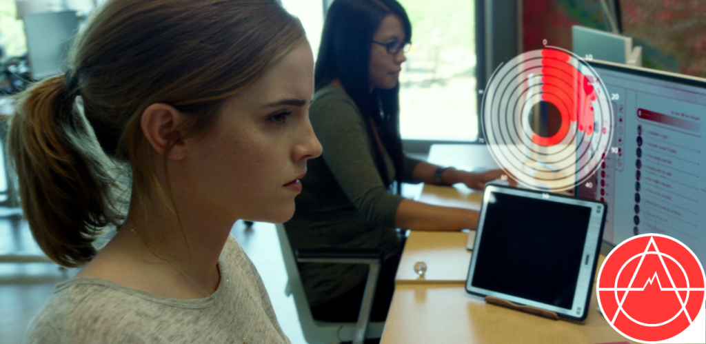 'The Circle', starring Emma Watson, is in theaters now