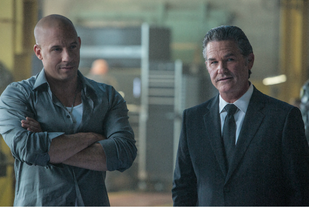 'Furious 7' gets the ANTI-MONITOR treatment
