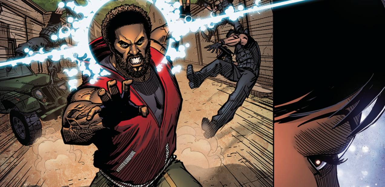 Advance Review: 'Catalyst Prime: Noble' #1 a thrilling beginning to something big