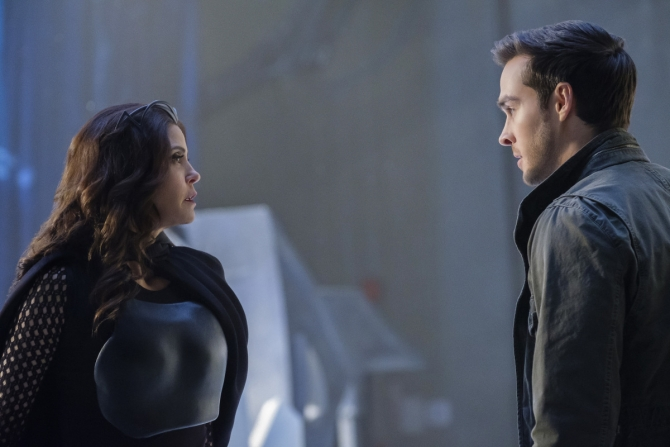 Teri Hatcher guest stars in the latest episode of 'Supergirl'
