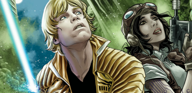 Preview: Gillen & Aaron team up once more for 'Star Wars: The Screaming Citadel'