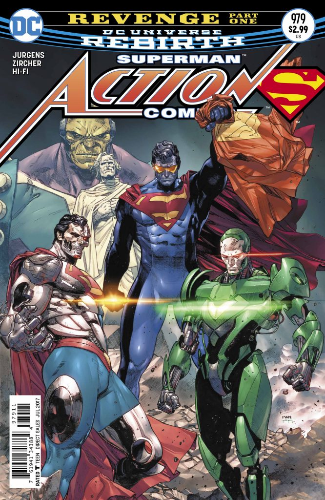 "'Action Comics' #979: ""Revenge"" is evaluated in this week's installment of Rebirth in Review"