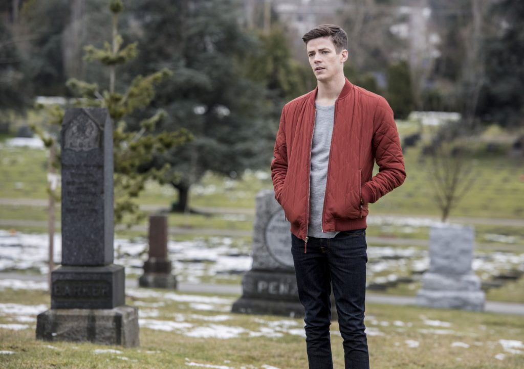 'The Flash' speeds towards its season finale on The CW