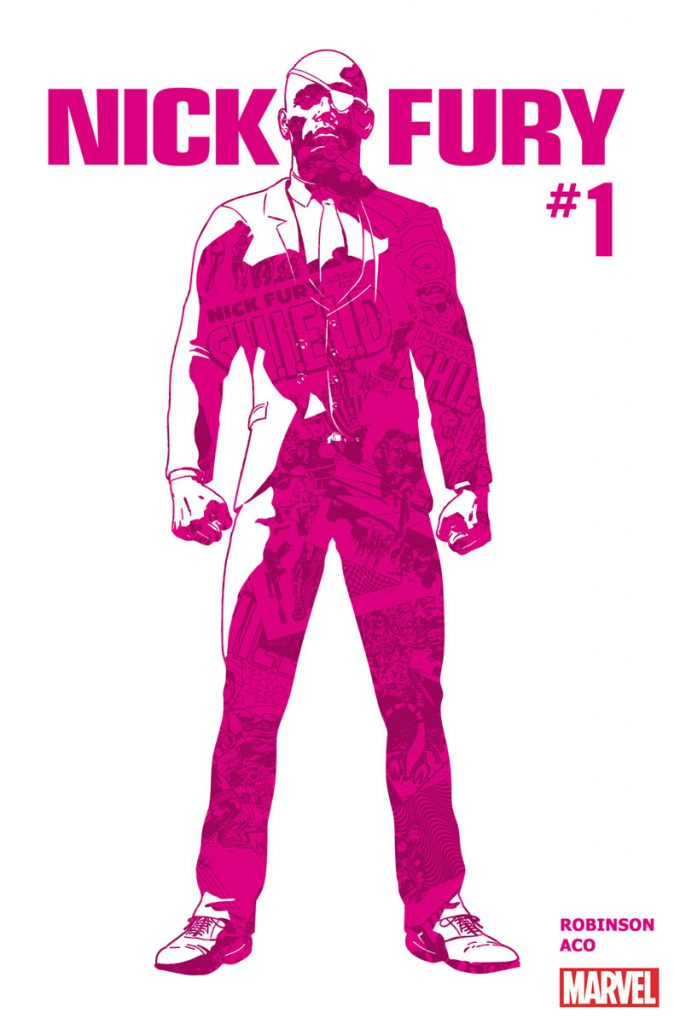 'Nick Fury' #1 is out now from Marvel Comics