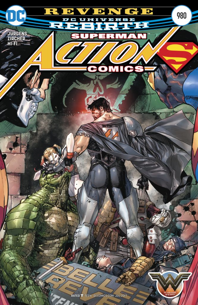 'Action Comics' #980 is assessed in the latest episode of Casual Wednesday