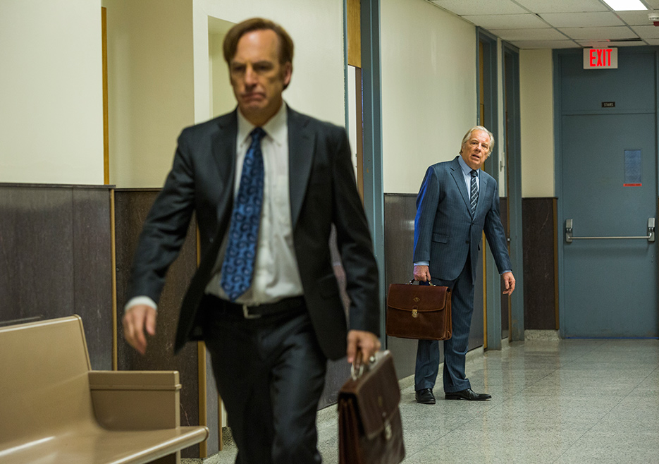 'Better Call Saul' continues on AMC.