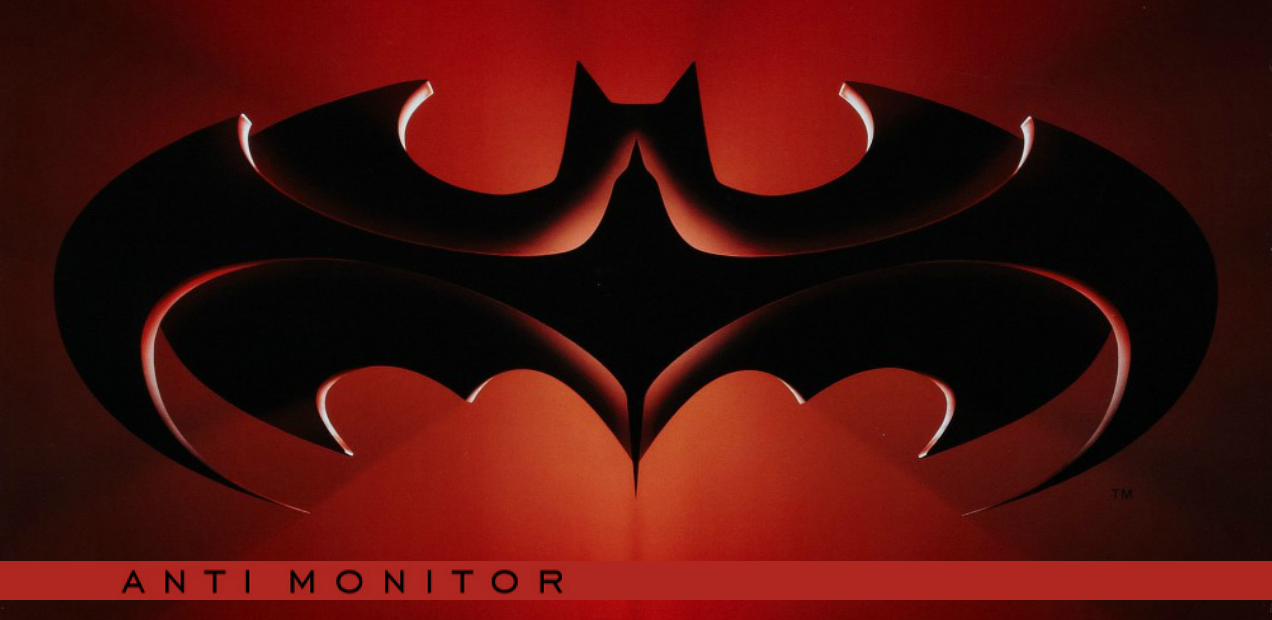 It's okay to admit you like 'Batman & Robin' — THE ANTI-MONITOR PODCAST