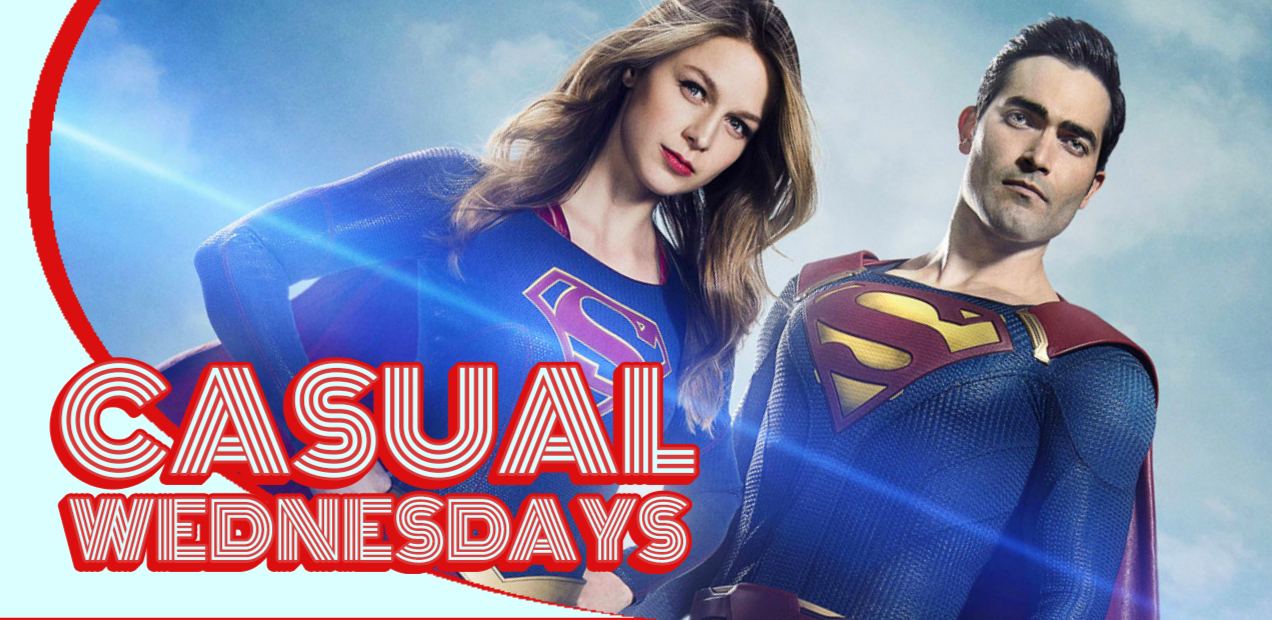 DC TV Overdrive — CASUAL WEDNESDAYS WITH DOOMROCKET