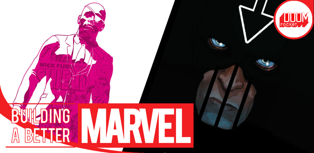 Dig through the mountain of Marvel's debuts and find 'Black Bolt' and 'Nick Fury' #1