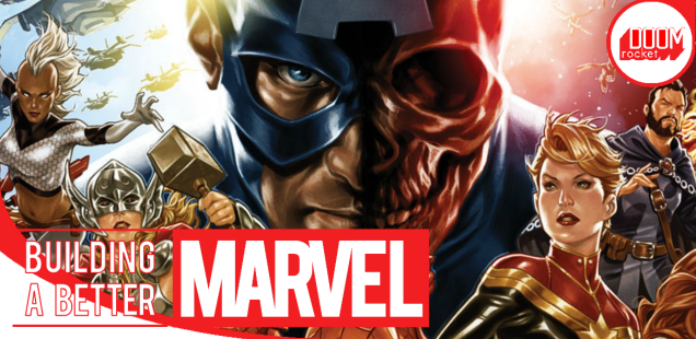 For Marvel, 'Secret Empire' #1 is a convoluted example of a deeper problem