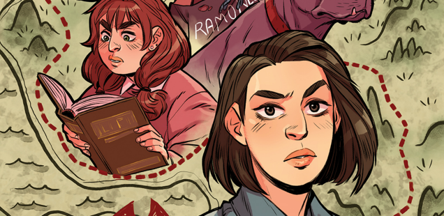 BOOM! Studios' 'Misfit City' a bonafide adventure with charm to burn