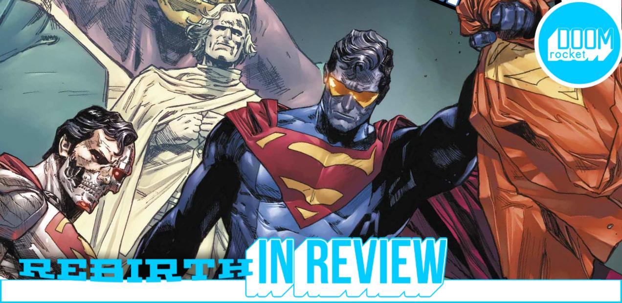 The Superman Revenge Squad returns to 'Action Comics' in earnest