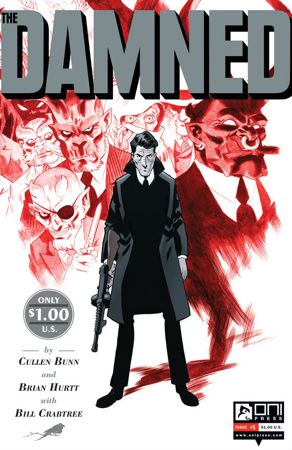 Our Week in Review assesses 'The Damned' #1, out now from Oni Press