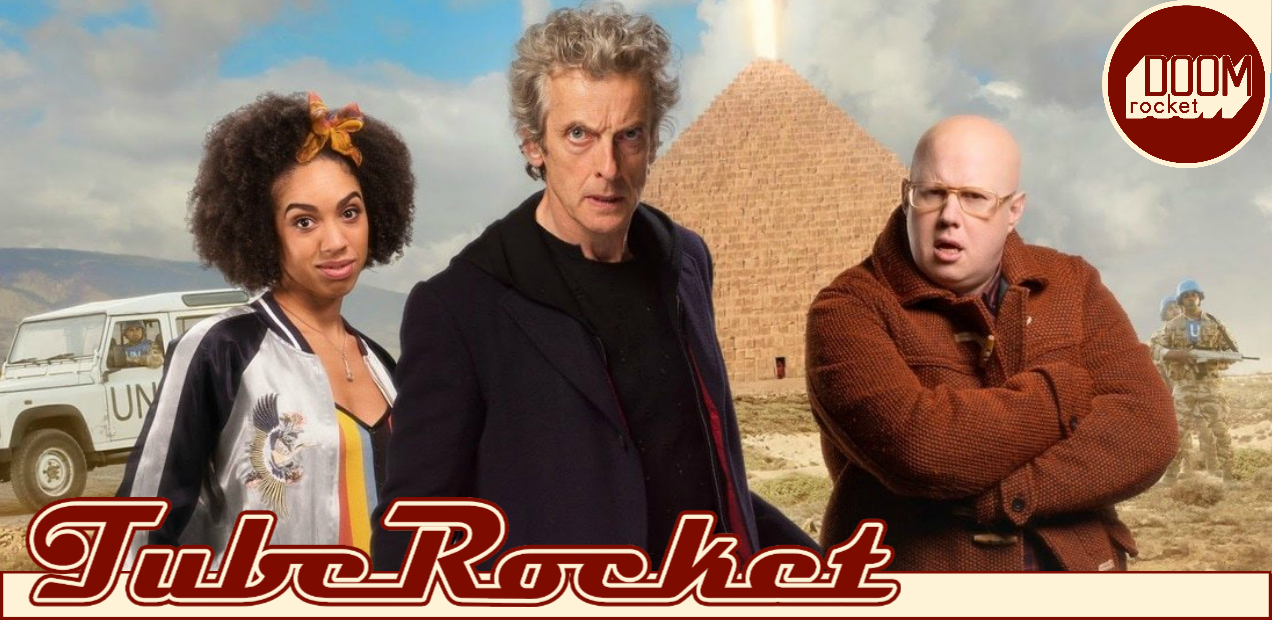 'Doctor Who': Let's see you Sonic Screwdriver your way out of this