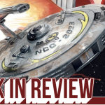Using a time-worn gimmick, 'Star Trek: The Broken Mirror' boldly goes nowhere new