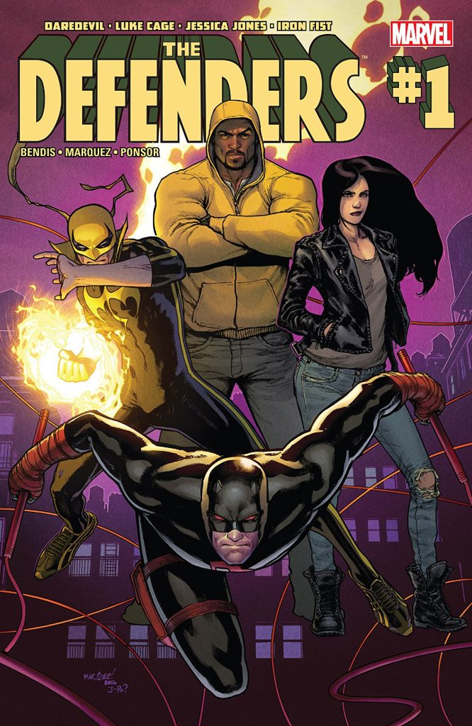 'The Defenders' #1 is assessed in the latest installment of BUILDING A BETTER MARVEL