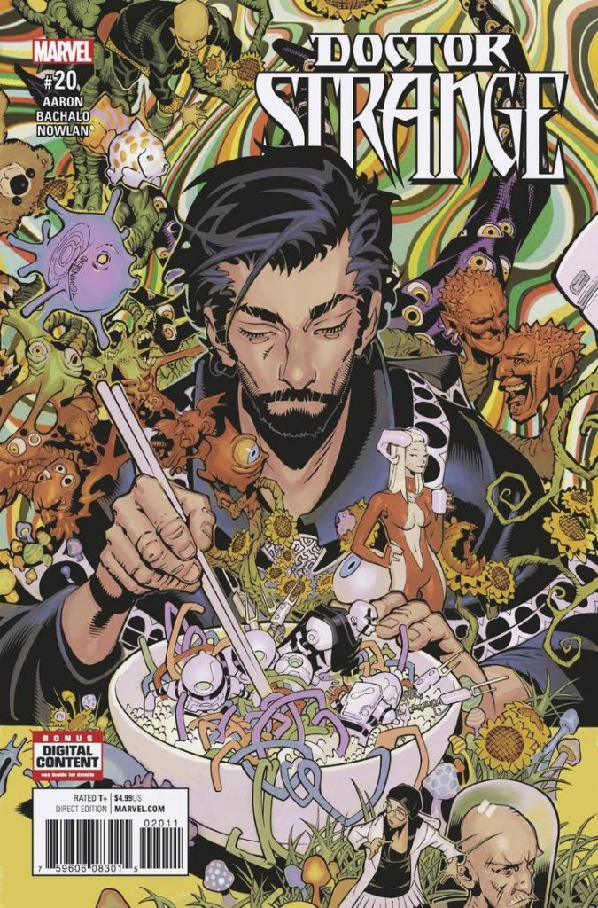 'Doctor Strange' #20 is reviewed in this week's episode of CASUAL WEDNESDAYS