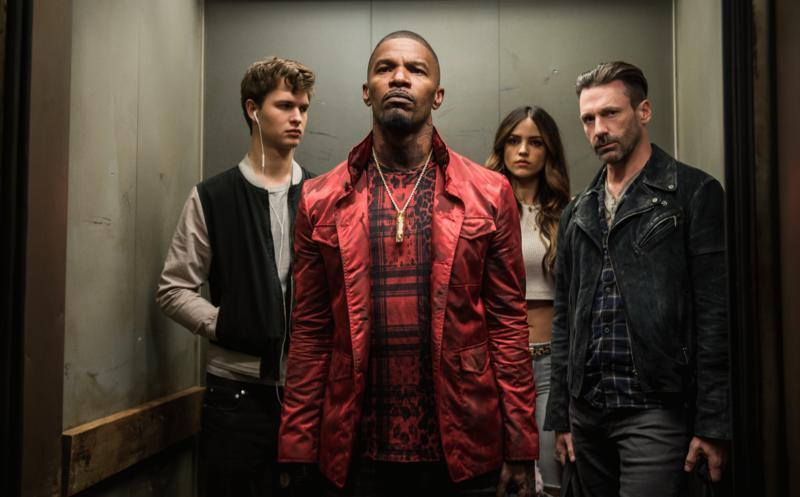 'Baby Driver' is in theaters now