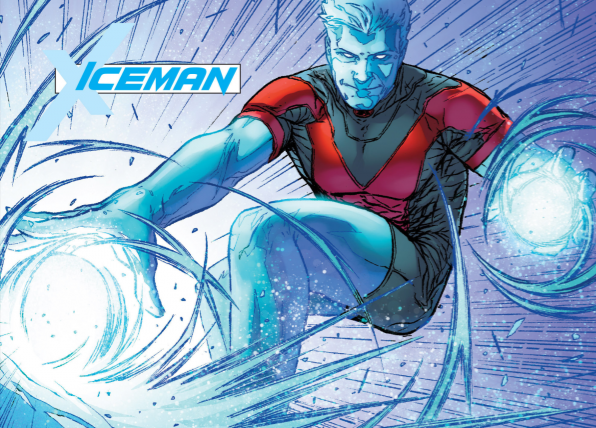 'Iceman' #1 is assessed in this week's installment of Building a Better Marvel