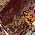 When it comes to the politics of 'Briggs Land: Lone Wolves' #1, your mileage may vary